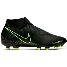 Nike Phantom Vision Academy Dynamic Fit MG (Black Volt Lime) 6.5