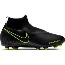 Nike Phantom VSN Academy Junior DF FG/MG (Black Yellow)