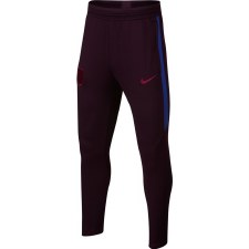 Nike Barcelona Strike Pants Boys 2019-2020 (Burgundy Royal) SB