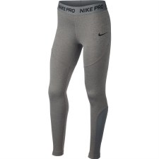 Nike Pro Girls Tight (Grey Black) SG