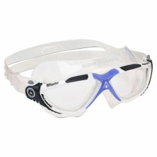 Aqua Sphere Vista Goggles (White Purple Clear) Adults