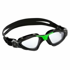 Aqua Sphere Kayenne (Black Green Clear Lens) Adults