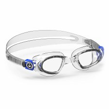 Aqua Sphere Mako (Clear/Blue/Clear Lens) Adults