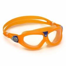 Aqua Sphere Seal 2 Kids Goggles (Orange/Clear Lens)
