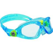 Aqua Sphere Seal 2 Kids Goggles (Blue/Blue Lens)