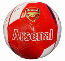 Arsenal Vortex Football (Red White) Size 5