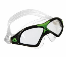 Aqua Sphere Seal XP2 Goggles Adults (Clear/Black/Lime Clear Lens) Adults