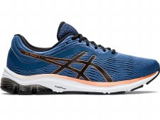 Asics Gel Pulse 11 Mens (Navy Gold Black White) 9