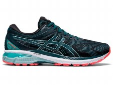 Asics GT-2000 8 Mens (Black Green) 9