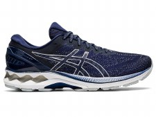 Asics Gel Kayano 27 Mens (Navy Blue White) 9.5