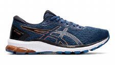 Asics GT1000-9 Mens (Navy Gold White) 9.5