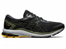 Asics GT1000 9 GTX Mens (Black Green Grey) 9