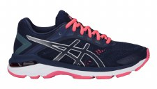 Asics GT2000 7 Ladies S2019 (Navy Coral Silver) 7.5