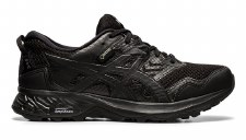 Asics Gel Sonoma GTX Ladies (Black Black) 6