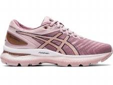 Asics Gel Nimbus 22 Ladies (Pink Rose Gold) 5.5