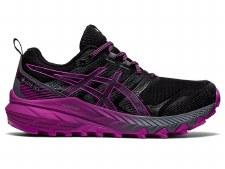 Asics Gel Trabuco 9 GTX Womens (Black Purple) 6.5