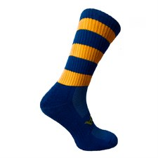 Atak Shox Mid Lenght Socks (Royal Amber) 10-2 Uk