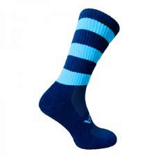 Atak Shox Mid Lenght Socks (Navy Sky) 10-2 Uk