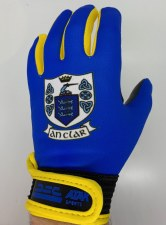 Atak Clare Crested Gaelic Gloves (Royal Amber) 5-6
