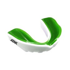 Atak Fortis Gel Mouthguard (Green) Junior