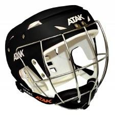 Atak Hurling Helmet (Black) XS