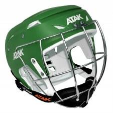 Atak Hurling Helmet (Green) Small