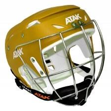 Atak Hurling Helmet (Yellow) Small