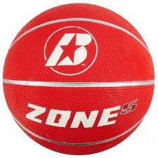 Baden Zone 5 Basketball (Red)