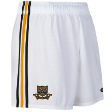 O'Neills Ballyea Crested Shorts (White Black Amber) 22
