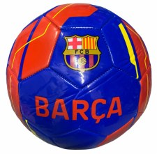 Barcelona Vortex Football (Royal Claret) Size 5
