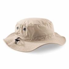 Beechfield Cargo Bucket Hat (Stone)