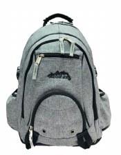 Ridge 53  Bolton Backpack (Melange Grey)