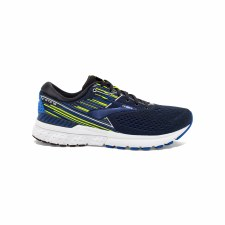 Brooks Adrenaline GTS Mens (Navy Green Blue  White) 9