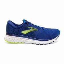 Brooks Glycerin 17 Mens (Blue White) 8