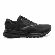 Brooks Adrenaline GTS 20 Mens (Black Black) 7