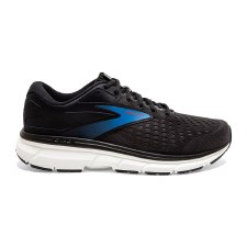 Brooks Dyad 11 Mens (Black Blue) 9
