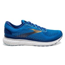 Brooks Glycerin 18 (Blue Gold White) 9