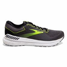 Brooks Transcend 7 Mens (Black Lime White) 8
