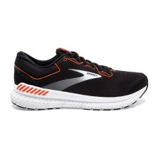 Brooks Transcend 7 Mens (Black Cherry White) 9