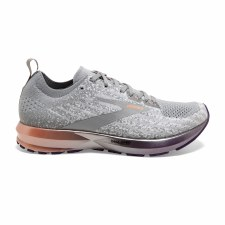 Brooks Levitate 3 Ladies (Grey Gold Purple) 5.5