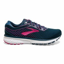 Brooks Ghost 12 Ladies (Blue Pink) 5