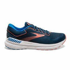 Brooks Transcend 7 Ladies (Navy Pink Blue) 6