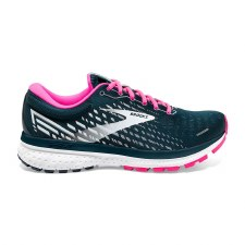 Brooks Ghost 13 Ladies (Teal Pink) 6.5