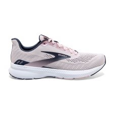 Brooks Launch 8 Ladies (Primrose Ombre Metallic) 6