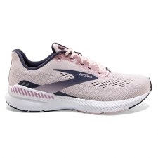 Brooks Launch 8 GTS Ladies (Primrose Ombre Metallic) 6