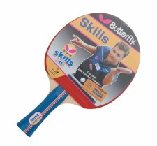 Butterfly Timo Boll Skills Table Tennis Bat Senior