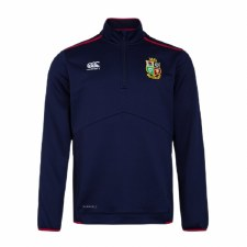 Canterbury British & Irish Lions Thermoreg 1/2 Zip Fleece (Navy) XL