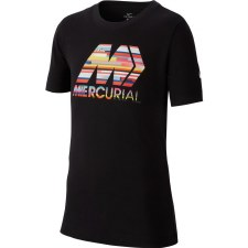 Nike Mercurial Dry Fit Tee Boys (Black Multi) Small Boys