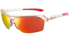 Cebe Wild 6 Sunglasses (Crystal Pink)