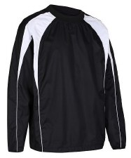 CT Pro Training Top Pullover Jacket (Black White) XSB